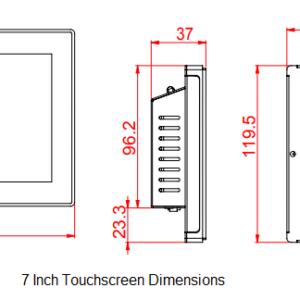 7inchTouchScreen